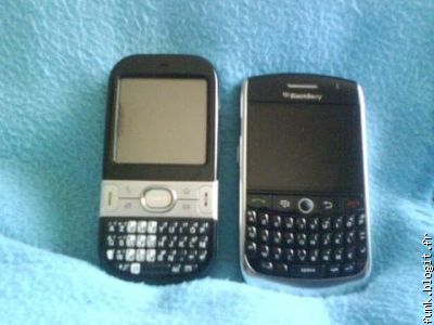 Blackberry 8900.Mars 2009